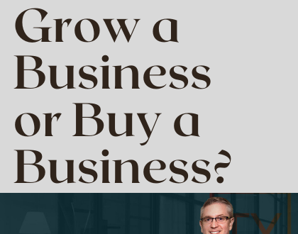 Why Should You Grow a Business?