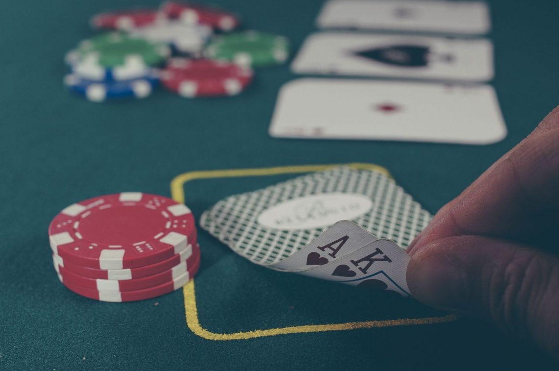 Don't Be Fooled By Online Gambling
