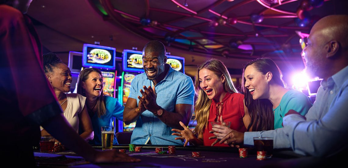 Tips On How To Be Glad At Online Casino - Not!