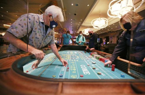 Here's A Fast Manner To Resolve The Casino Problem