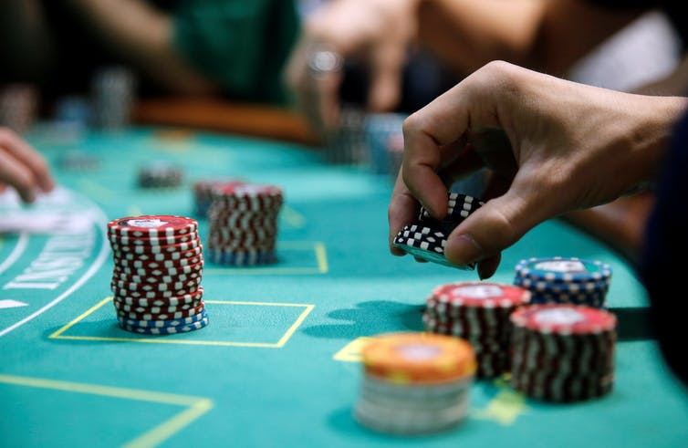 The Last Word Strategy For Casino